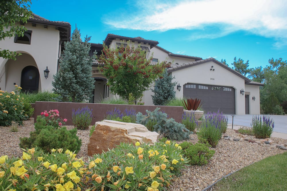 Front Yard Landscaping Ideas In Loveland Colorado Solmauna