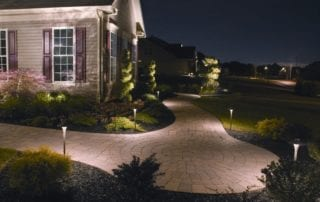 Walkway Lighting Tips in Colorado