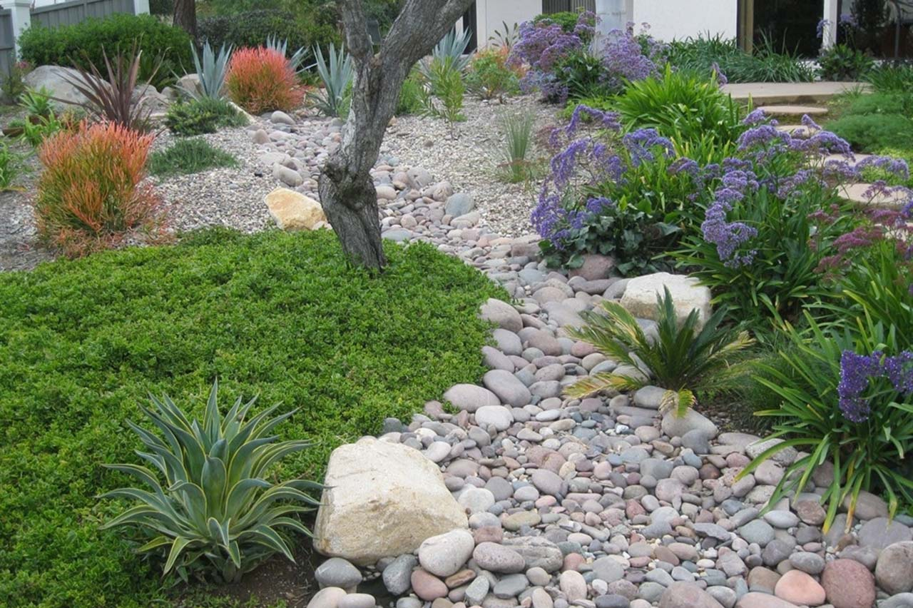 Landscaping For Water Drainage in Colorado