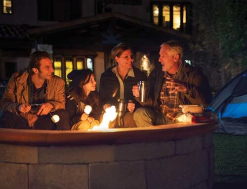 Favorite Fall Fire Pit Activities