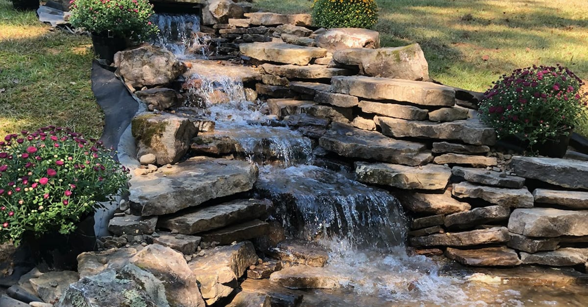 Benefits of Adding a Water Feature in Loveland, CO