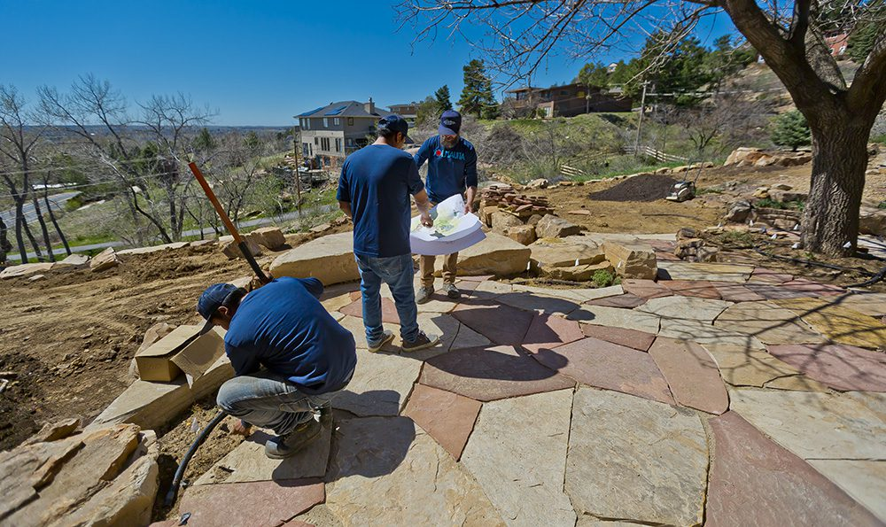 Pavers Landscaping